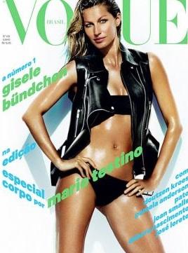Gisele Brazil Cover