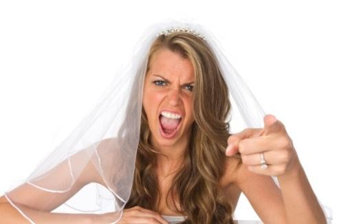 BrideYelling